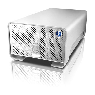 G-Technology G-RAID Thunderbolt 8To