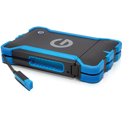 G-Technology G-DRIVE ev ATC USB 3.0 1To