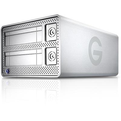 G-Technology G-DOCK ev Thunderbolt livré sans disque