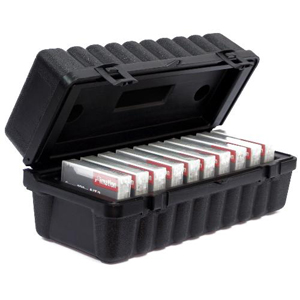 Valise de transport 8mm, 10 emplacements