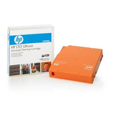 HP Cartouche de nettoyage LTO Ultrium - 50 passages