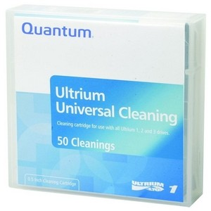 Quantum Cartouche de nettoyage LTO Ultrium