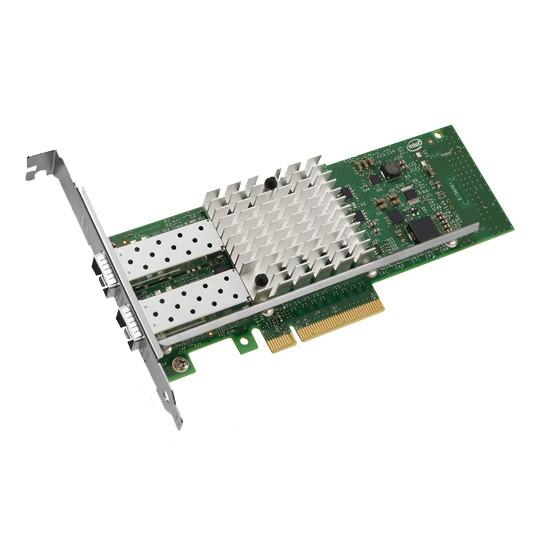 Intel Carte réseau convergent Ethernet X520-DA2