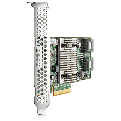Adaptateur SAS HP H240 12Gb 1-port Int Smart Host Bus Adapter