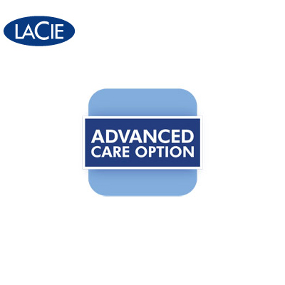 LaCie Advanced Care Option - Niveau 3