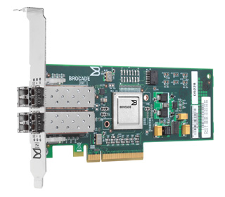 HP 8 Gb fibre channel HBA double port 82B PCIe (AP770A)