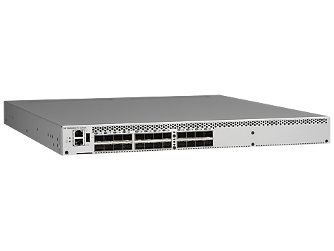 Commutateur Fibre Channel HP SN3000B 16 Gb 24 ports/24 ports actifs