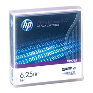 HP Cartouche de données LTO-7 Ultrium WORM 6Tb/15Tb