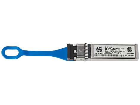 HP 8Gb Long Wave B-series 10km Fibre Channel 1 Pack SFP+ Transceiver