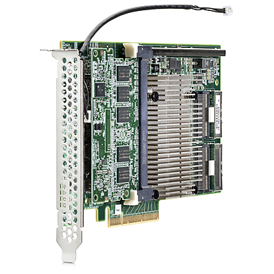 Adaptateur HP Smart Array P840/4GB FBWC 12Gb 2-ports Int SAS Controller