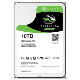 Seagate Disque BarraCuda PRO 10To