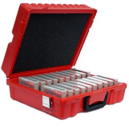 Valise de transport 8mm, 20 emplacements