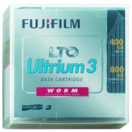 Fujifilm Cartouche de données LTO-3 Ultrium WORM 400/800GB