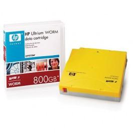 HP Cartouche de données LTO-3 Ultrium WORM 400/800GB