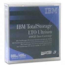 IBM Cartouche de données LTO-3 Ultrium REW 400/800GB