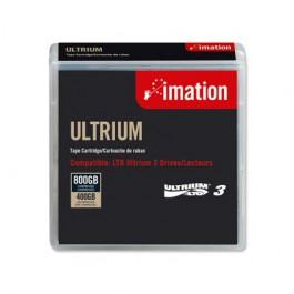 Imation Cartouche de données LTO-3 Ultrium REW 400/800GB