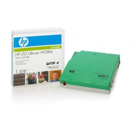 HP Cartouche de données LTO-4 Ultrium WORM 800/1.6TB