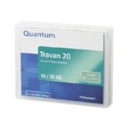 Quantum Cartouche de données Travan NS20 10/20GB - Pack de 3 cartouches