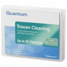 Quantum Cartouche de  Nettoyage Travan - 30 passages