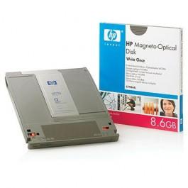 HP Disque magnéto-optique WORM - 8,6 Gb