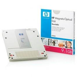 HP Disque magnéto-optique REW - 9,1 Gb