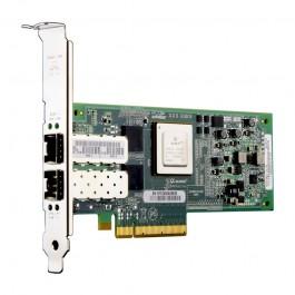 Adaptateur Convergent Qlogic Multi-protocole 10GbE et FC Double Port cuivres