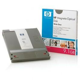 HP Disque magnéto-optique WORM - 9,1 Gb