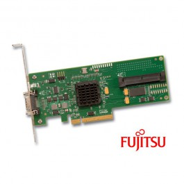 Ctrl SAS 3Gb/s 4int/4ext PCIe lp
