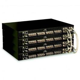 SANbox 5600, 16 x 4Gbit, 4 x 10 Gbit, 16 SFPs