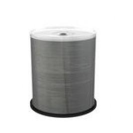 CD-R 700MB/80min Inkjet Silver Cake 100