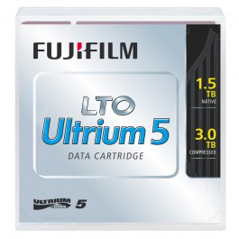 Fujifilm Cartouche de données LTO-5 Ultrium REW 1.5/3TB