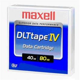 Maxell Cartouche de données DLTtape IV - 40/80GB