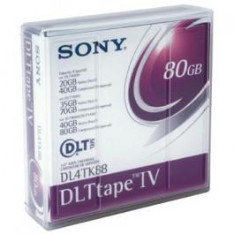 Sony Cartouche de données DLTtape IV - 40/80GB