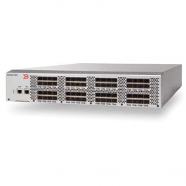 Commutateur Brocade Silkworm 4920 64 ports 4Gb/s actifs sans SFP
