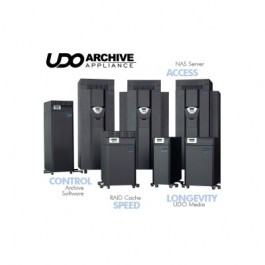 Archive Appliance - 2 Drives UDO2 - 16 slots