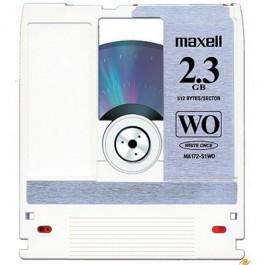 Maxell Disque magnéto-optique - 2,3 Gb WORM