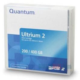 Quantum Cartouche de données LTO-2 Ultrium REW 200/400GB