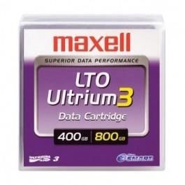 Maxell Cartouche de données LTO-3 Ultrium Worm 400/800GB
