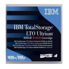 IBM Cartouche de données LTO-4 Ultrium WORM 800/1.6TB