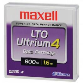 Maxell Cartouche de données LTO-4 Ultrium REW 800/1.6TB