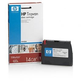 HP Cartouche de données Travan Colorado 7/14GB