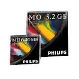 Philips Disque magnéto-optique - 4,8 Gb