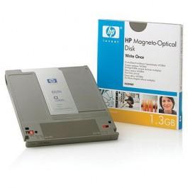 HP Disque magnéto-optique WORM - 1,3 Gb