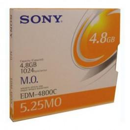 Sony Disque magnéto-optique - 4,8 Gb
