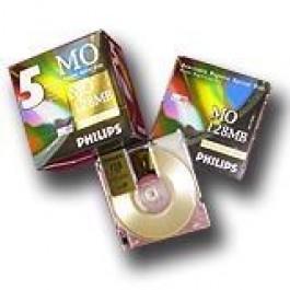 Philips Disque magnéto-optique - 128 Mb