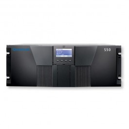 Scalar 50, 1 lecteur LTO4 SCSI, 38 slots