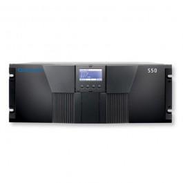 Scalar 50, 2 lecteurs LTO4 SCSI, 38 slots