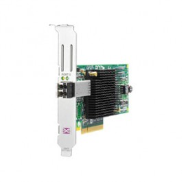 HP 8 Gb fibre channel HBA mono port 81E PCIe