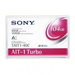 Cartouche de données AIT-1 Turbo - 40/104 Gb (MIC)