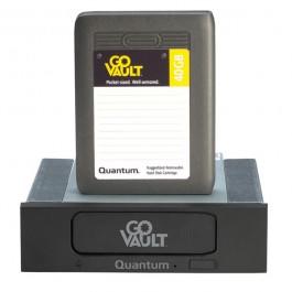 GoVault 800, 1 cartouche de 40 Go, interface SATA